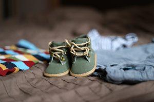 barnskor kläder